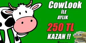 Cowlook Oyun Oynayarak Para Kazan